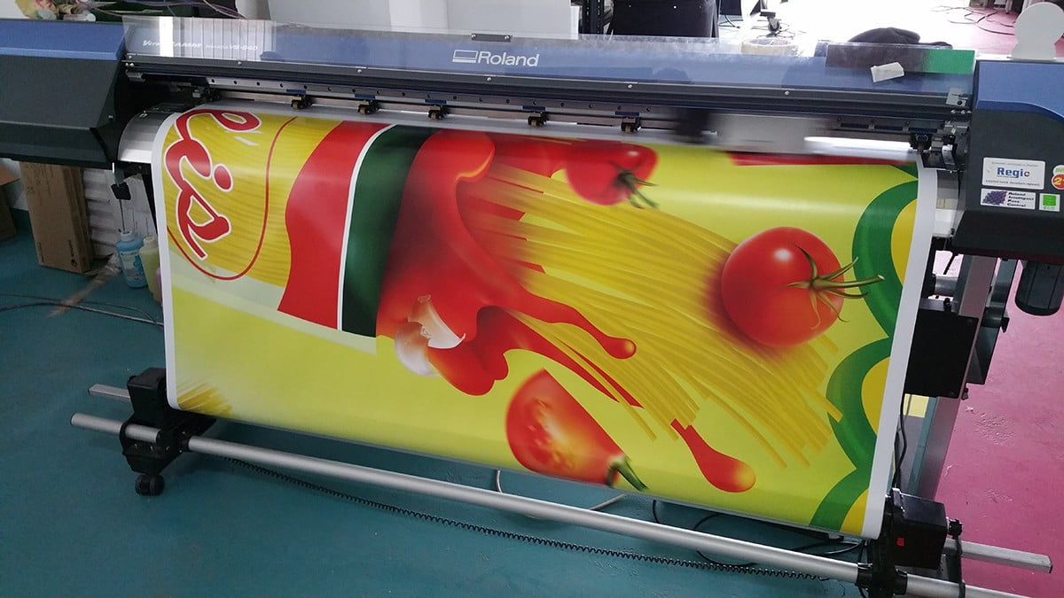 Vand printer/cutter Roland VS 640