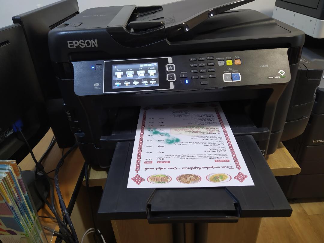 Vand imprimanta Epson l 1455