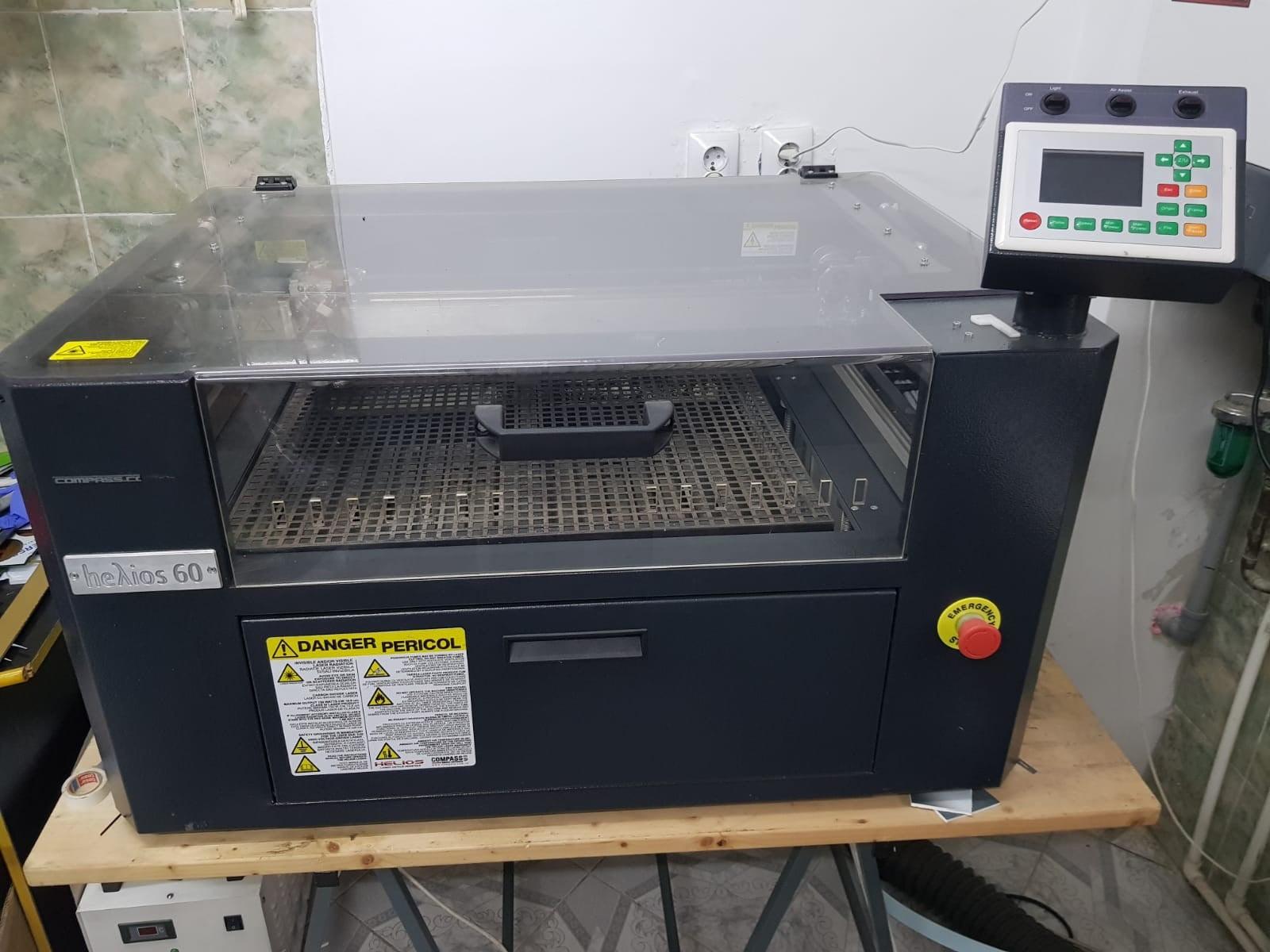 gravator laser helios1